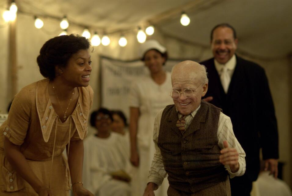 The Curious Case of Benjamin Button fue protagonizada por Brad Pitt, nom...