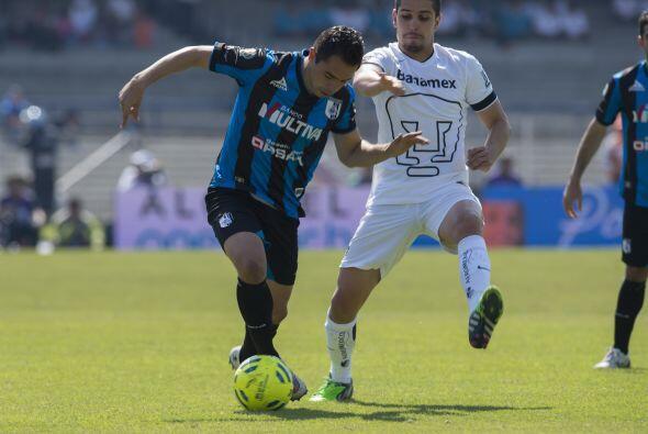 El conjunto de Guillermo Vázquez no supo manejar la ventaja en el marcad...