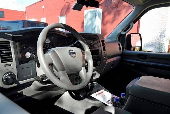 Las proporciones del vehículo le dan al conductor un buen nivel de visib...