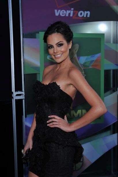 Por supuesto que la Miss Universo mexicana Ximena Navarrete no podía fal...
