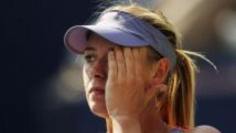 La rusa, campeona del US Open de 2006, dio la pelea en el último cuadro,...