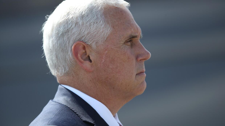 Debatir sobre la crisis de Venezuela, el principal objetivo de Mike Penc...