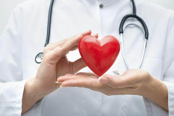 El corazón es el músculo que más duro trabaja. Esto...