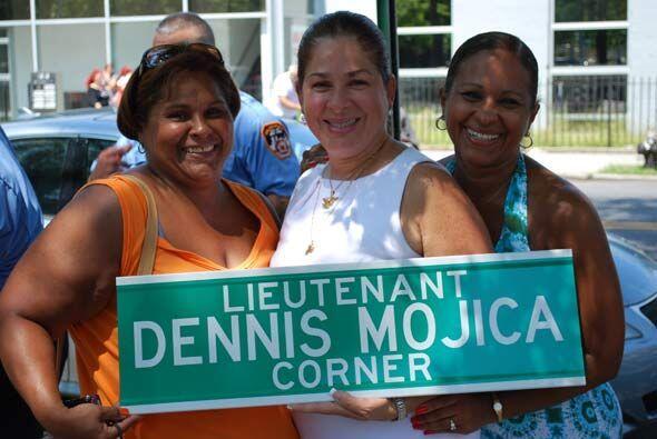 Ella trabajó para conseguir la esquina de Nostrand Avenue y Avenue Z a n...