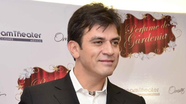 El actor también protagonizará la nueva novela de Juan Osorio.