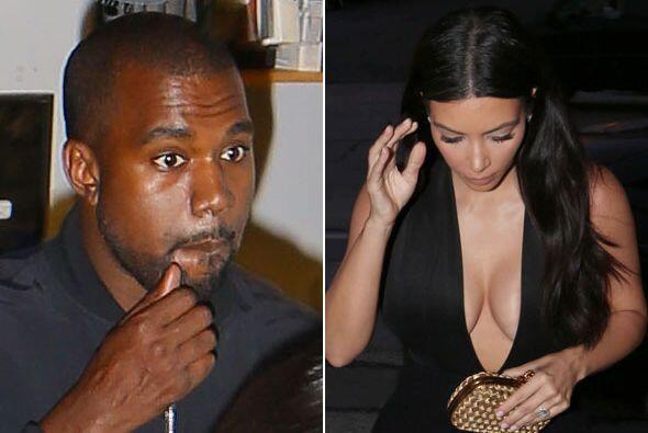 ¡Mira cómo dejó Kim a su esposo, Kanye West! Mira aquí más videos de Chi...