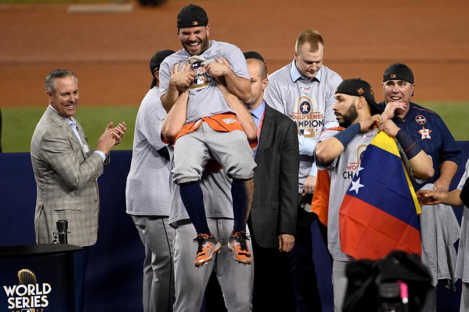 Astros, campeón de la Serie Mundial 2017 | MLB gettyimages-869205258.jpg
