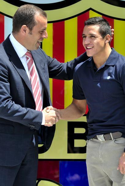 El club español espera mucho con este fichaje.