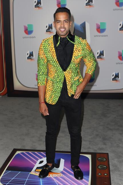 Los hombres más cool de Premios Juventud.