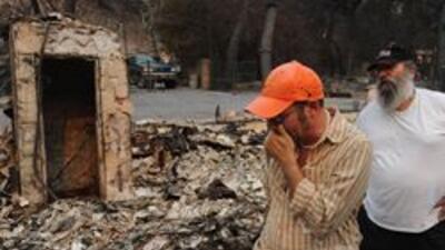 Investigadores de varias agencias determinaron que el Incendio Station f...