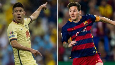 América podría enfrentar al Barcelona en el Mundial de Clubes