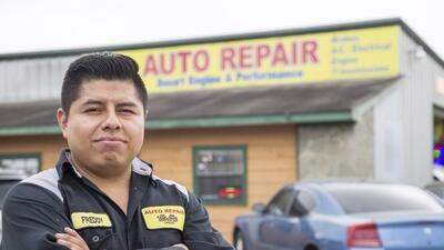 Freddy Avan: un emprendedor hispano de Houston que cree en el activismo ciudadano como herramienta para lograr cambios