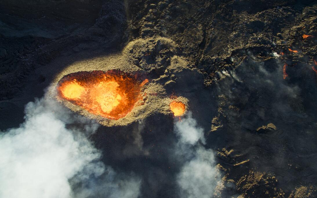 3rd Prize Winner category Nature_Wildlife Piton de la fournaise, Volcano...