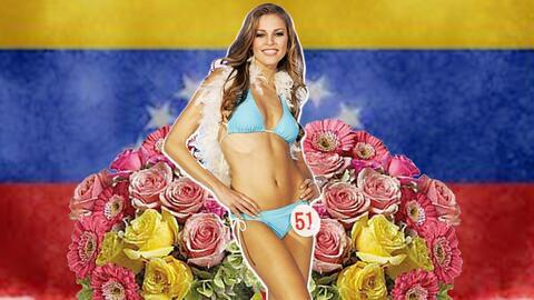 Daniela Di Giacomo participó en Miss Venezuela 2005 y aunque no g...