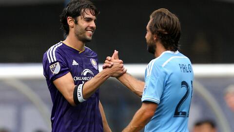 Ni Kaká ni Andrea Pirlo pudieron ganar la Copa MLS.