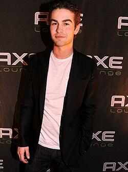 El juvenil actor Chase Crawford estaba muy emocionado de ser parte del e...