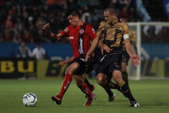 Pumas ganó su partido pasado y los grandes problemas deportivos que ha v...