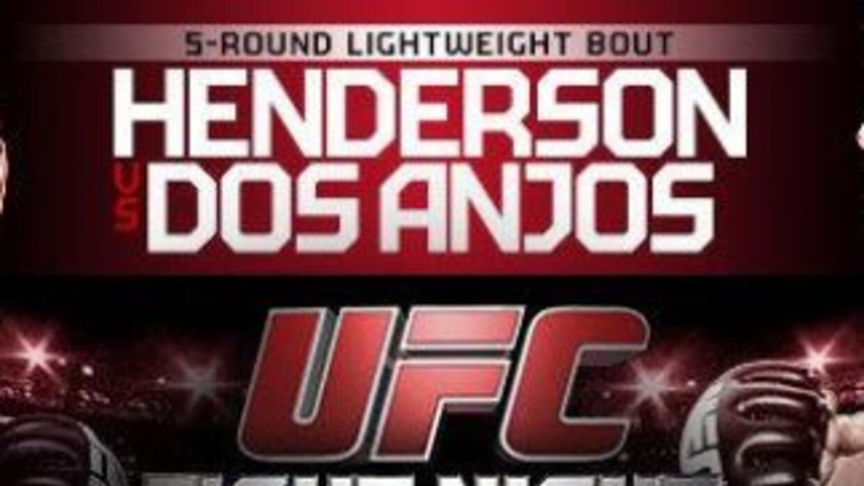 Se dio a conocer la cartelera de UFC Fight Night 49 (Foto: Twitter).
