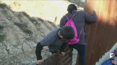 Honduran mom from viral tear gas photo passes Tijuana port of entry