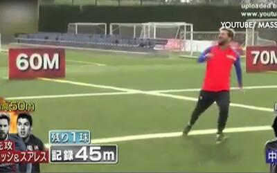 De película: Messi y Suárez realizan pases y controles de balón a más de...