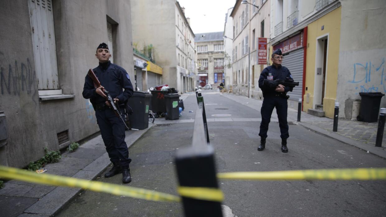 Medidas extraordinarias de seguridad en la capital francesa