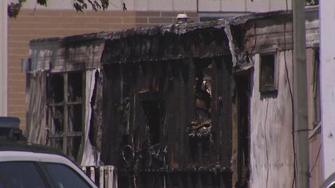 Como presunto homicidio investigan el incendio que dejó dos fallecidos e...