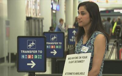¿Qué pueden hacer las personas que ya perdieron sus visas debido a la or...