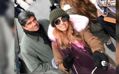 Lili Estefan y Lorenzo Luaces tenían 28 años juntos.
