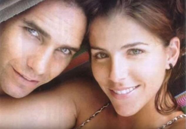 Arap Bethke y María Fernanda Yepes.