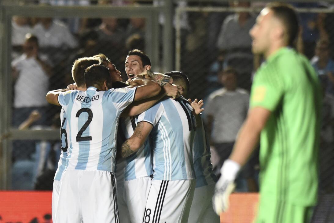 Argentina y Chile, los dos grandes ganadores de la jornada en Conmebol G...