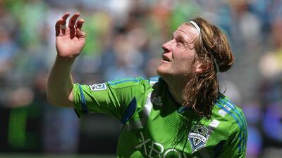 Erik Friberg, Seattle Sounders