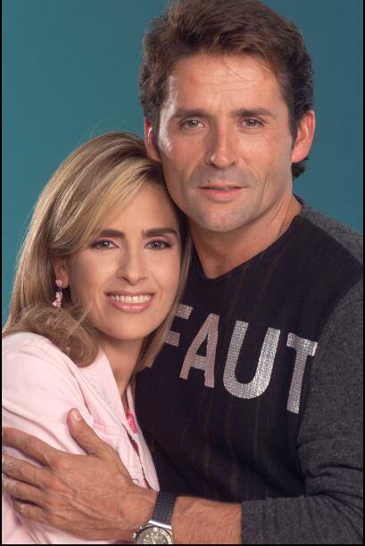 """Su última aparición en telenovelas la hizo con """"Sueños y Caramelos"""" en 2..."""