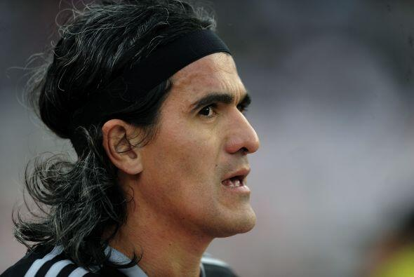 Ariel 'el burrito' Ortega, con 37 años, se resigna al retiro pero...