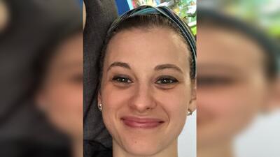 El esposo de Libby Davis, de 28 años, abrió un reporte en...