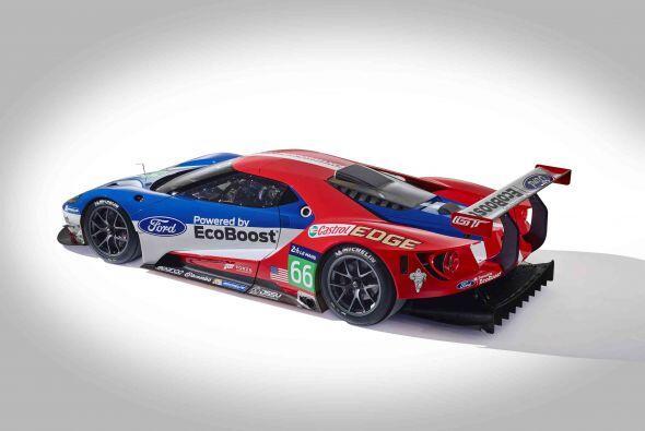 Uniéndose a Ford en este proyecto están Multimatic Motorsports, Roush Ya...