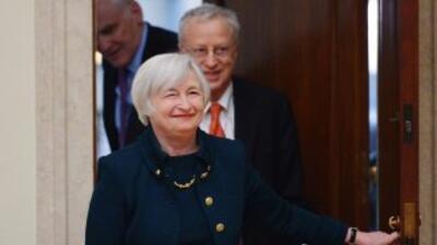 Janet Yellen, la nueva persona a cargo de la Fed.