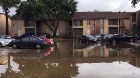 Houston inundaciones agosto 2017