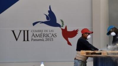 Cumbre de las Américas.