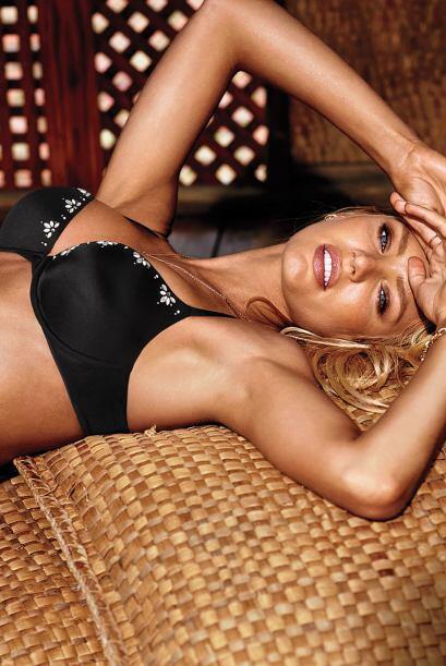Candice posee un cuerpo espectacular, por eso todo lo que se pone lo luc...