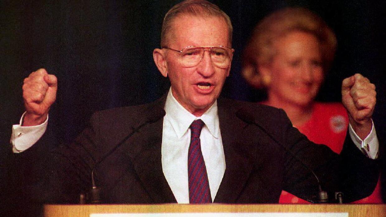 Ross Perot en 1992