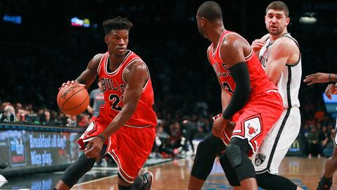 Chicago Bull derrotó 118-88 a Brooklyn Nets.