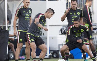 """Orbelín Pineda y el México B: """"Es una gran oportunidad, todos queremos e..."""