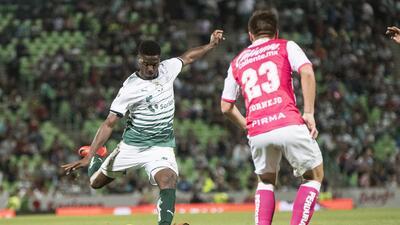 En fotos: Santos le pasó por encima al León y logró su cuarto triunfo del Clausura 2018