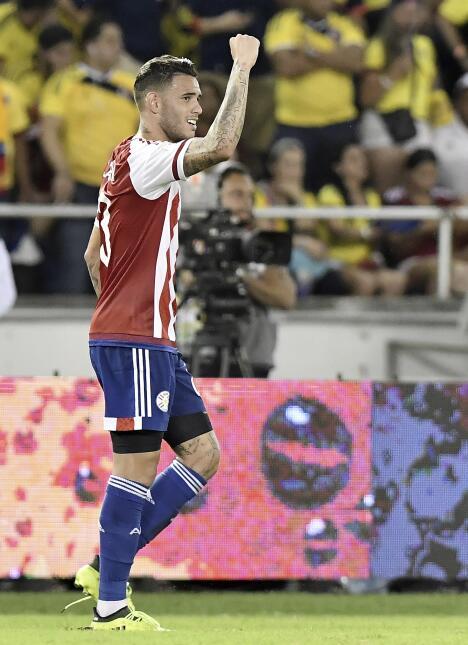 Paraguay - Conmebol: Antonio Sanabria (Real Betis)