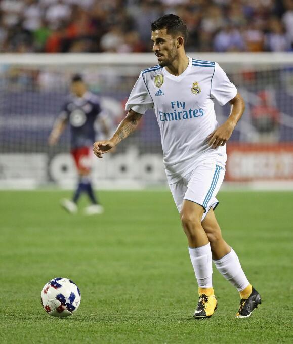 Dani Ceballos (Real Madrid): el mediocampista pasó al club madridista de...