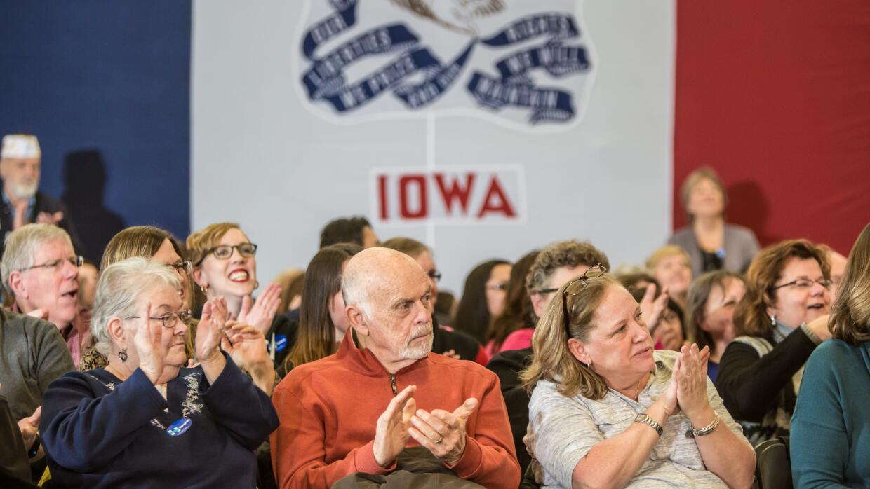 Maribel Hastings: La anacrónica relevancia de Iowa GettyImages-Iowa-Cauc...