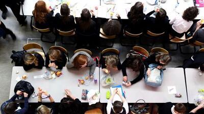 El Distrito Escolar Independiente San Antonio entregará alimentos gratis...