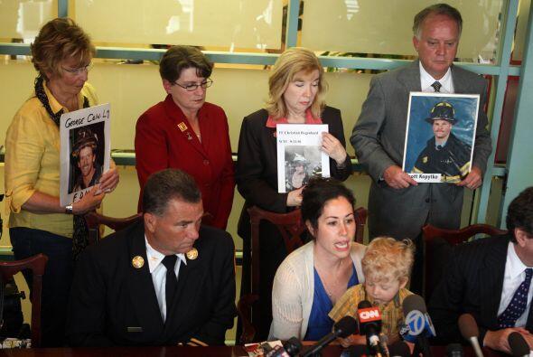 Familiares de las víctimas de los ataques del 9/11 hablaron sobre su rea...