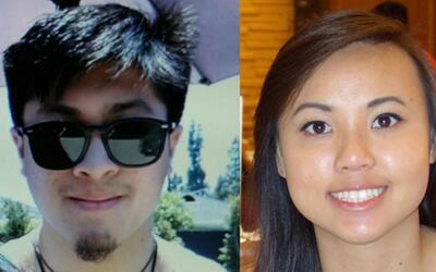 Rachel Nguyen y Joseph Orbeso fueron reportados como desaparecidos el vi...