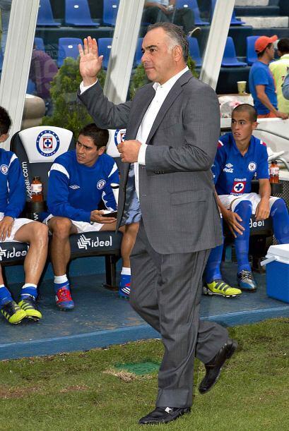 Apertura 2012  Guillermo Vázquez llegó como el nuevo director técnico lu...
